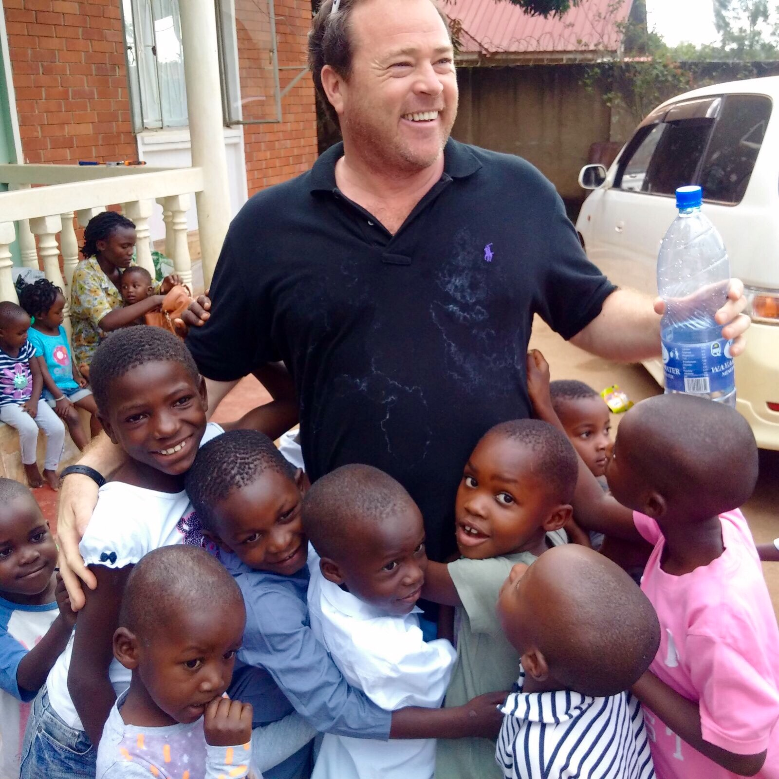 russel-chances-for-children-charity-founder