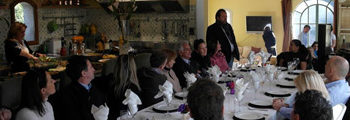 Our first fundraiser event – Valbonne January 2015