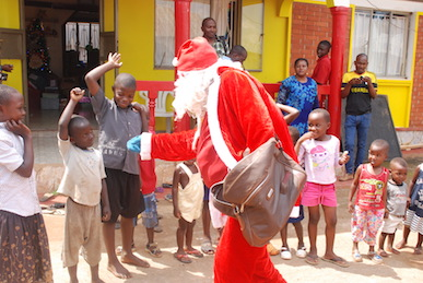 Christmas at home 2015 – Wakiso